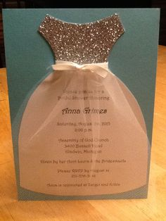 996669e58ed3320fa68c2c7209039a9a colored paper cute dresses dress template myneed2craft bridal shower invitations,Baby Shower Invitations With Ribbon