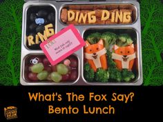 What Does The Fox Say Lunch