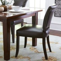 Graham Dining Chair - Brown