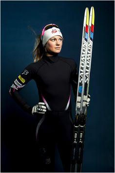Jessie Diggins, Afton, MN Cross-Country Skiing. WOO HOO MINNESOTA GIRL!