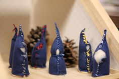 Sewing Little Elves - Fairy Dust Teaching