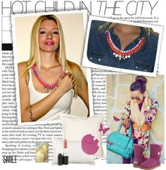 """""""Hot child in the city!"""" by sinnersss on Polyvore"""