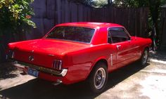 1964 1/2 Mustang for Sale  Looks totally bitchen!  I put over 25k into it but I know I can't get what I put into it. So you get the benefit. I'm asking $19900 or best offer at: http://sfbay.craigslist.org/sby/cto/3123727853.html