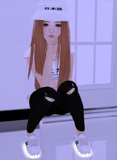 IMVU User: IYuiil  IMVU is the #1 avatar-based social experience where creative self-expression wins and chatting with friends is fun. IMVU is a place to stand for something, to explore your realness, to represent yourself better, and to share all that makes up who you are.  IMVU is the place to be infinitely you.  To join millions of others on IMVU for free, visit http://im.vu/pin