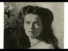 Tatiana Nikolaevna Romanov -Her life in pictures - YouTube
