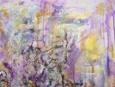 Ascension, Mixed Media on Canvas, by Sabrina Brett 7
