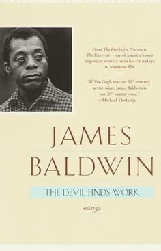 the devil finds work • james baldwin