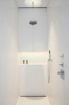 Bathroom in Kortrijk, Belgium _ by Isabelle Onraet