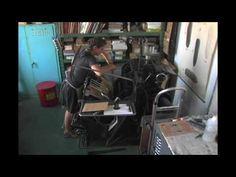 The Joys of Letterpress Printing - YouTube