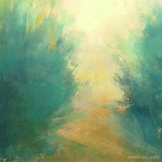 "ANNEKINDL.COM   Meditation No.40 ""From the end spring new beginnings."" -Pliny the Elder"