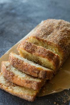 Cinnamon Swirl Donut Bread | Lauren's Latest | Bloglovin'