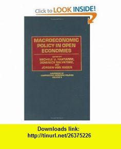 Macroeconomic Policy in Open Economies (Handbook of Comparative Economic Policies) (9780313289897) Michelle Fratianni, Dominick Salvatore, Juergen von Hagen , ISBN-10: 0313289891  , ISBN-13: 978-0313289897 ,  , tutorials , pdf , ebook , torrent , downloads , rapidshare , filesonic , hotfile , megaupload , fileserve