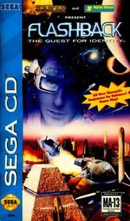 Flashback - The Quest For Identity (Sega CD) I first played this on the #sega #genesis. This game was ahead of it's time back in the day. Ubisoft actually remade this game for the pc. #gaming