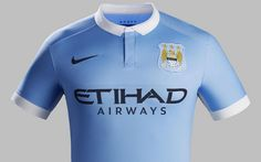 New football kits: The strips from the Premier League for the season Premier League, Football Kits, Sport, Manchester City, Seasons, Mens Tops, How To Wear, Navy Blue, Success
