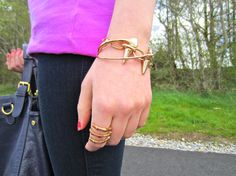 I'm off to Dublin tomorrow to see Beyonce! Style Blog, My Style, Beyonce, Crochet, Bracelets, Leather, Jewelry, Fashion, Moda