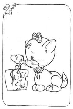 Precious Moments Angel Coloring Pages - AZ Coloring Pages Monkey Coloring Pages, Angel Coloring Pages, Cat Coloring Page, Colouring Pages, Printable Coloring Pages, Coloring Pages For Kids, Coloring Books, Precious Moments Coloring Pages, Digi Stamps
