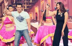 Salman shows multiple moods, Daisy's hot danceat 'Comedy Nights with Kapil' (VIEW IN PICS)