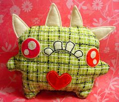 Monster Plush - TOYS, DOLLS AND PLAYTHINGS