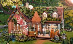 Sims 4 Game Mods, Sims Games, Sims Mods, Sims 4 House Plans, Sims 4 House Building, Sims House Design, Sims 4 Cc Packs, Sims 4 Build, Sims 4 Houses