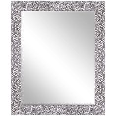 Brighten up your living spaces with the best selection of home decor. Visit your local At Home store to explore and purchase Rectangle Mirrors products. Silver Framed Mirror, White Mirror, Entryway Mirror, At Home Store, Wall Art Decor, Glass, Mirrors, Studio, Home Decor