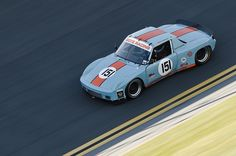 Porsche 914/6 Check out the blog on this great car July 24th on in2motorsports.com