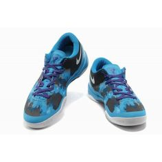 best service 468ae e8d30 2013 Year Of The Snake Shoes Chlorine Blue White Purple Kobe 8 555035 003