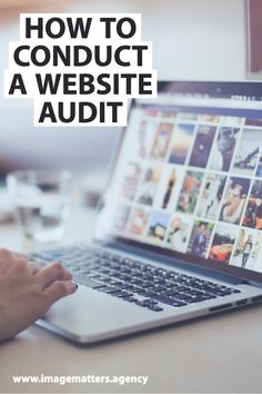 How to Conduct a Website Audit For Your Brand Digital Marketing Strategy, Online Marketing, Social Media Marketing, Work On Yourself, Improve Yourself, Digital Review, Seo, Web Design, Posts