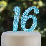 Couture Cake Jewelry – Monogram Cake Toppers – Weddings, Anniversaries, Parties, Events – Gallery