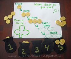 St. Patrick's Day Math...