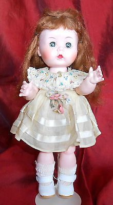 "REALLY Nice Doll! ~ R & B Arranbee ~ LITTLEST ANGEL ~11"" Tall ~ 1956 ~ Bent knee"