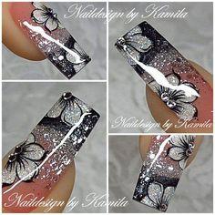 Kamila nails design