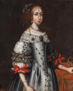 1670s (?) Eleanor of Austria, Queen of Poland by ? (Lviv National Art Gallery - Lviv, Lviv Oblast, Ukraine) From jeannepompadour.tumblr.com/post/77126105448/eleanor-of-austria-queen-poland-possibly-circa despot shadows