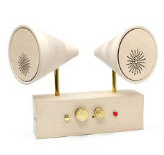 polymarchs (radio bocina) by cecilia león de la barra