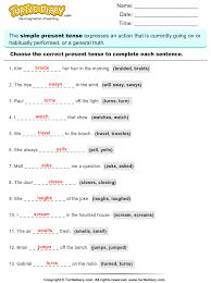 Write the Future Tense of Verb Answer Worksheets For Grade 3, English Worksheets For Kids, 2nd Grade Worksheets, English Lessons For Kids, Writing Worksheets, Learn English Words, Nouns Worksheet, Esl Lessons, Science Worksheets