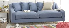 Seriously Comfy Sofas   2 & 3 Seater, Corner & Chaise Sofas   Loaf