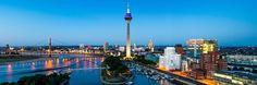 Seyahatname: Dusseldorf - Almanya   Düsseldorf, Kuzey Ren-Vestf...
