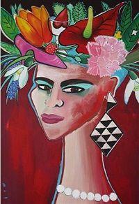 View Meine sieben Sachen by Elvira Bach on artnet. Browse more artworks Elvira Bach from Galerie Michael W. Elvira Bach, Collage, Princess Zelda, Disney Princess, Global Art, Art Market, Painting & Drawing, Original Artwork, Disney Characters