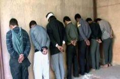 اعتقال 499 مطلوبا ومتهما بمختلف المواد القانونية في قضاء القرنة خلال عام 2017