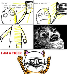im ashamed to admit this. Troll Face, Rage Comics, Stick Figures, Derp, I Laughed, Haha, Cute Animals, Jokes, Humor
