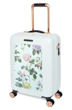 b8e993c2d Ted Baker London 'Small Rose' Hard Shell Suitcase (22 Inch) | Nordstrom.  Maleta ...