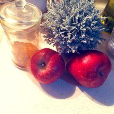 Elmalı tarçınlı kurabiye