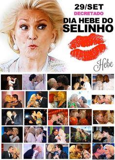 #RIP #Apresentadora #Diva #1• #Dama da #TV #Brasileira #HebeCarmargo #Hebe #Camargo nos deixou hoje aos #83 #anos de #idade :(  #08/03/1929 - #29/09/2012 #sábado #luto #saudades #gracinha #selinho
