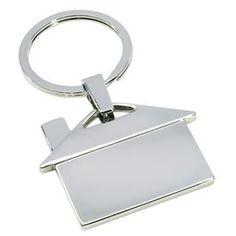 "Metalen sleutelhanger-040 7821  Metalen sleutelhanger ""In-house"""