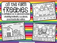 More Than Math by Mo: FREEBIE Friday plus SALE!
