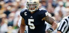 Article: Notre Dame's Manti Te'o should be Heisman favorite