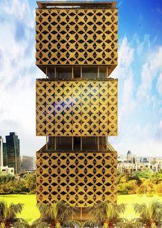 v2com newswire | Architecture résidentielle | La Tour en Bois de Lagos - HKA | Hermann Kamte