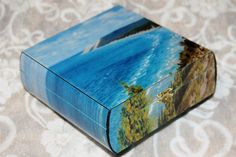 Custom Photo Memory Keepsake Box with light by InitialRemembrance, $65.85