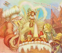 FFIX:Happy Birthday Garnet by sumi0060.deviantart.com on @deviantART