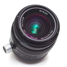 PC Nikkor 35mm F2.8 Wide Angle Perspective Shift LENS Nikon F Pre Ai fit FX EXC