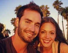 Desiree Hartsock and Chris Siegfried: Married!!